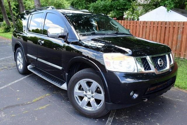 used 2011 Nissan Armada car, priced at $13,175