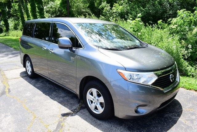 used 2015 Nissan Quest car, priced at $14,599