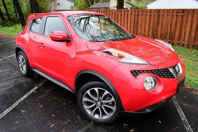 used 2017 Nissan Juke car, priced at $16,995