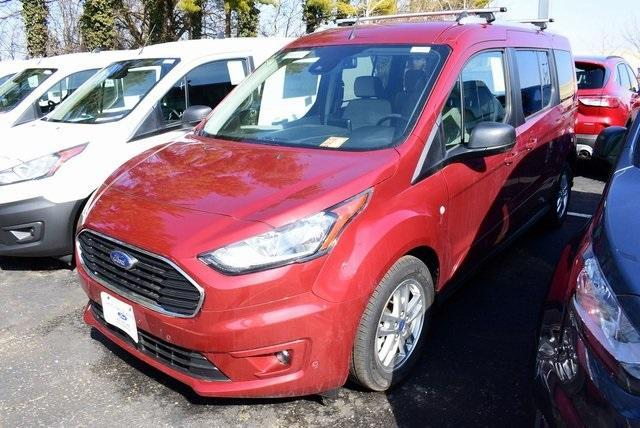 new 2021 Ford Transit Connect car, priced at $31,940