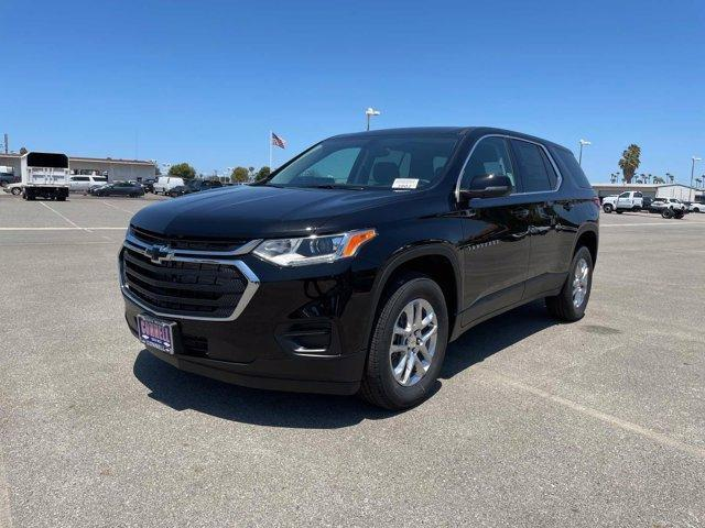 new 2021 Chevrolet Traverse car, priced at $32,020