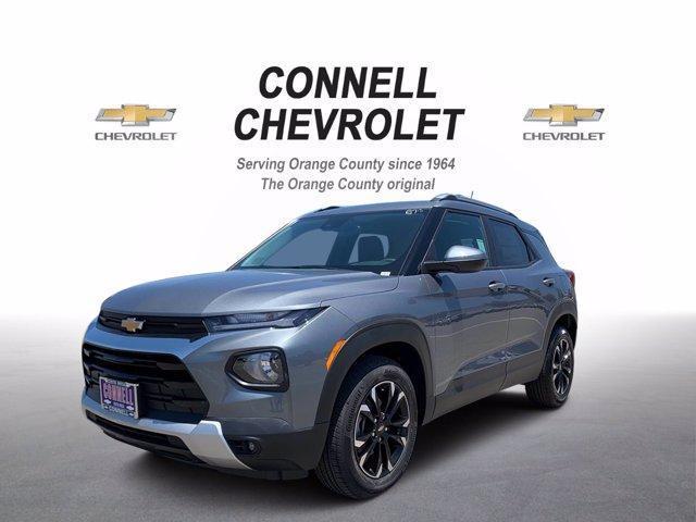 new 2021 Chevrolet TrailBlazer car, priced at $24,680