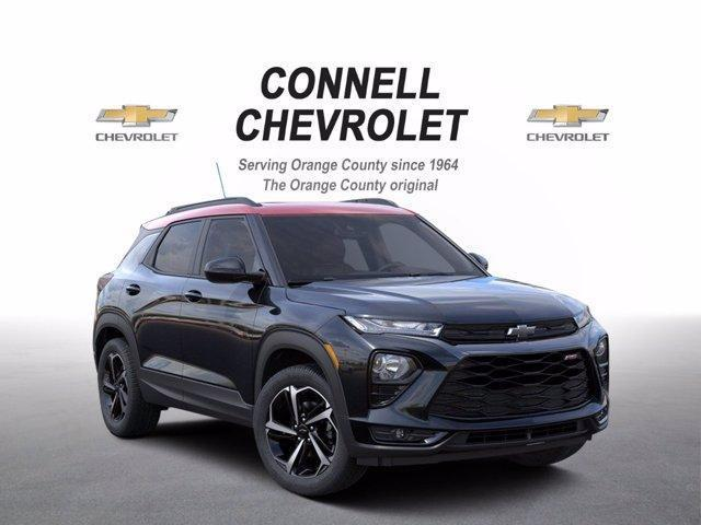 new 2021 Chevrolet TrailBlazer car, priced at $29,188