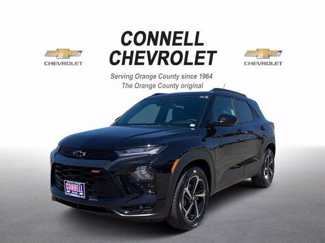 new 2021 Chevrolet TrailBlazer car, priced at $27,459