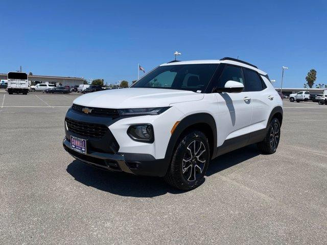 new 2021 Chevrolet TrailBlazer car, priced at $25,915