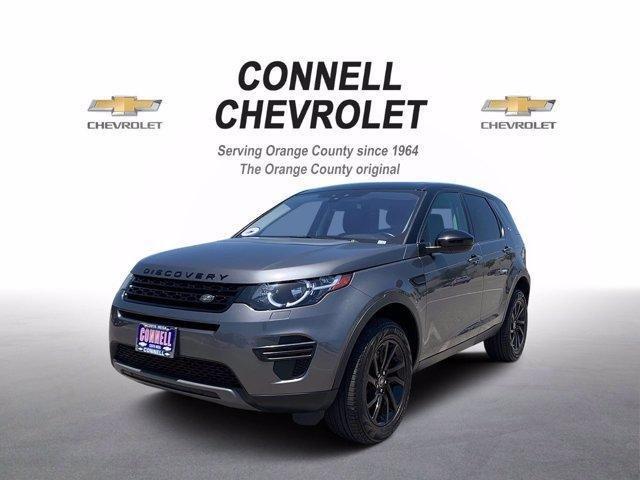 used 2018 Land Rover Discovery Sport car, priced at $32,999