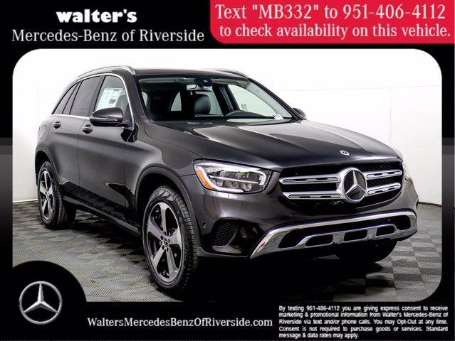 new 2021 Mercedes-Benz GLC 300 car, priced at $51,005