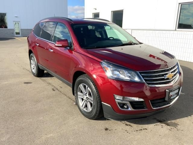 used 2016 Chevrolet Traverse car, priced at $16,648