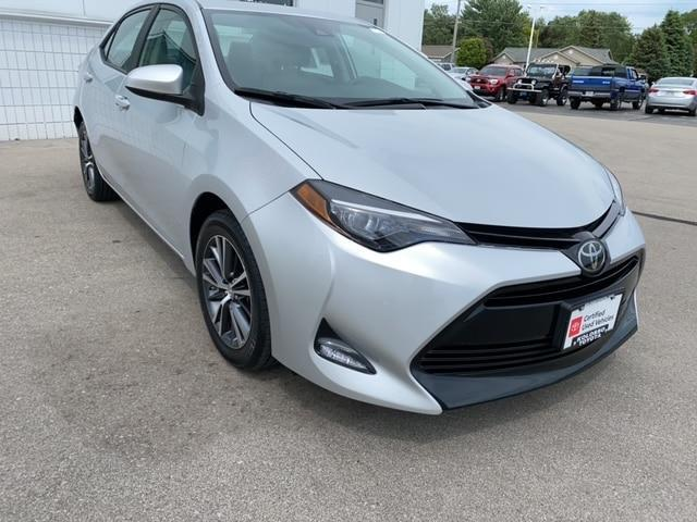 used 2018 Toyota Corolla car, priced at $18,497