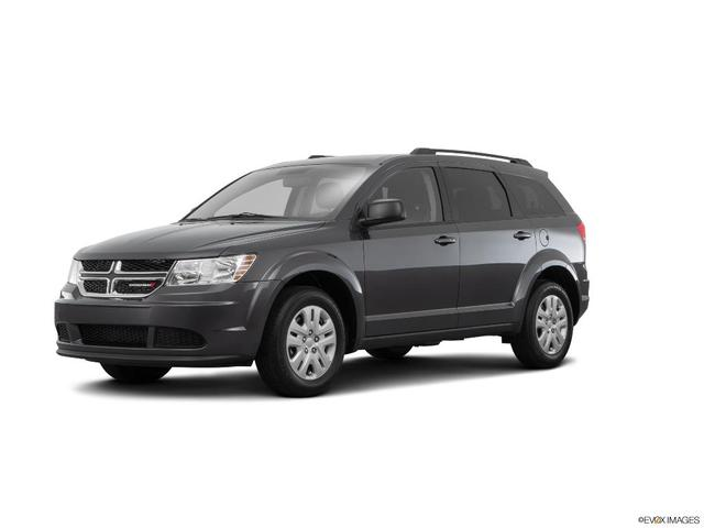used 2017 Dodge Journey car, priced at $13,469