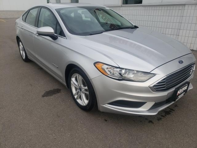 used 2018 Ford Fusion Hybrid car, priced at $18,299