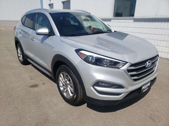 used 2018 Hyundai Tucson car, priced at $19,477