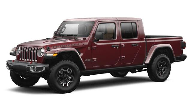 new 2021 Jeep Gladiator car, priced at $55,995