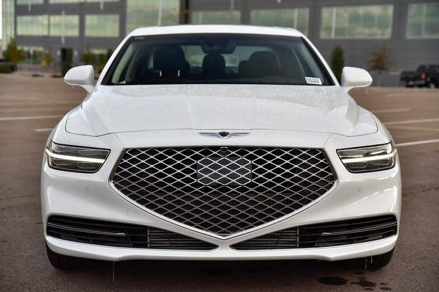 new 2021 Genesis G90 car, priced at $73,974