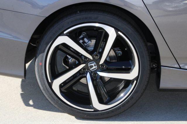 new 2020 Honda Accord car, priced at $26,530