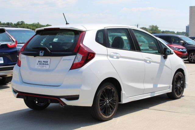 new 2019 Honda Fit car, priced at $18,300