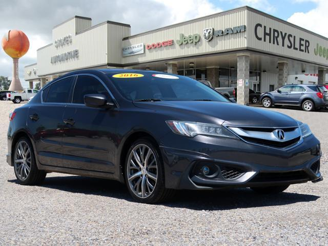 used 2016 Acura ILX car, priced at $19,990