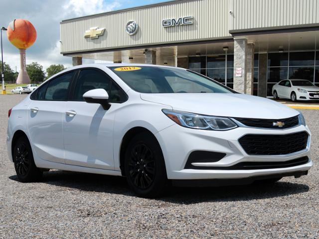 used 2017 Chevrolet Cruze car, priced at $13,990