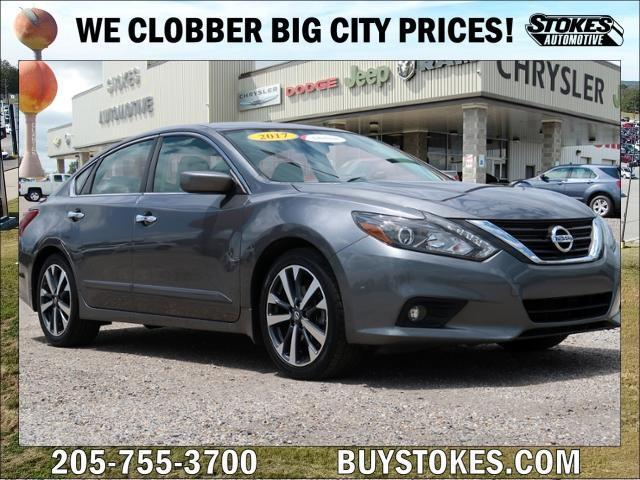 used 2017 Nissan Altima car, priced at $18,990