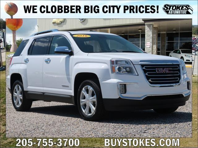 used 2016 GMC Terrain car, priced at $15,994