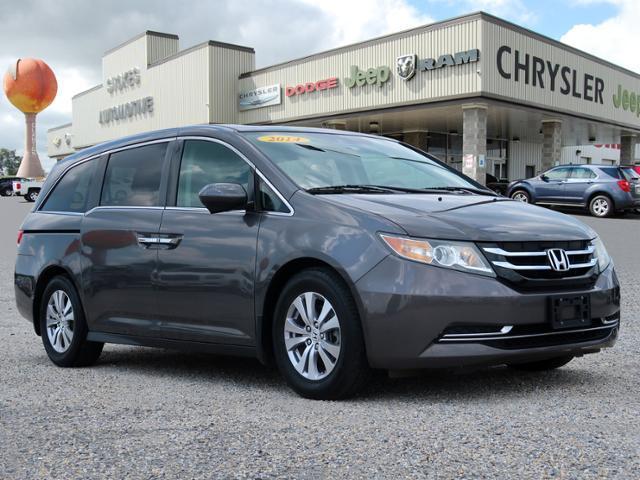 used 2014 Honda Odyssey car, priced at $18,990