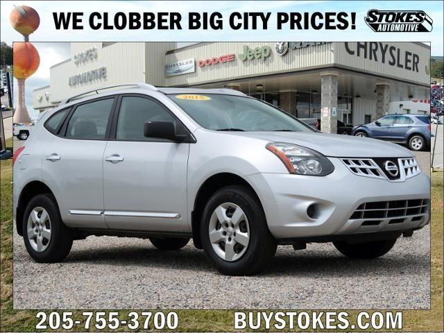 used 2015 Nissan Rogue Select car, priced at $9,994