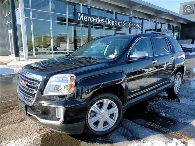 used 2017 GMC Terrain car, priced at $14,993