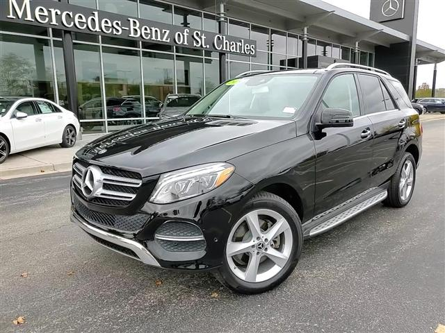 used 2018 Mercedes-Benz GLE 350 car, priced at $38,587