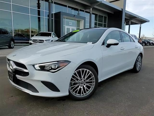 used 2020 Mercedes-Benz CLA 250 car, priced at $40,893