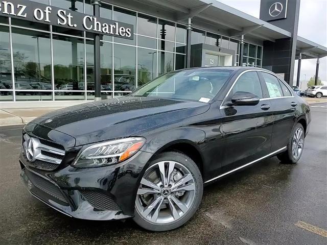 new 2020 Mercedes-Benz C-Class car, priced at $51,145