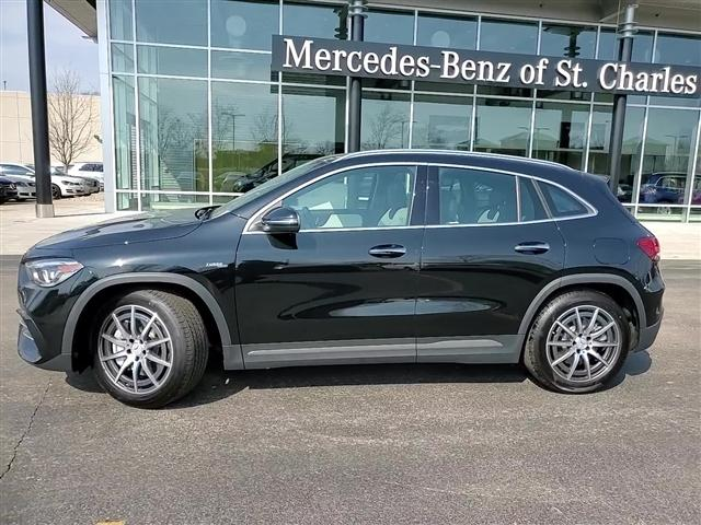 new 2021 Mercedes-Benz AMG GLA 35 car, priced at $53,805
