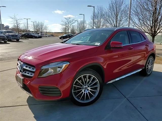 used 2018 Mercedes-Benz GLA 250 car, priced at $29,983