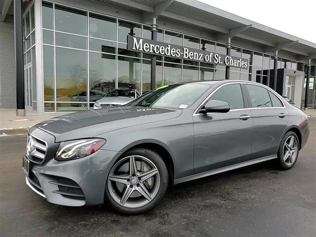 used 2017 Mercedes-Benz E-Class car, priced at $34,893