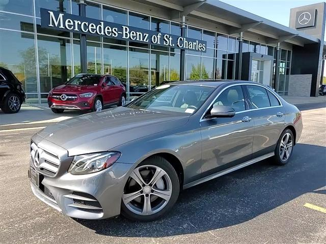 used 2017 Mercedes-Benz E-Class car, priced at $32,994
