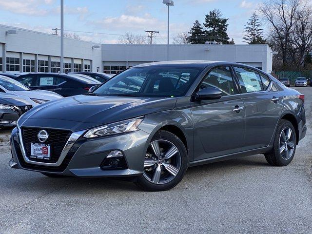 new 2021 Nissan Altima car, priced at $34,460