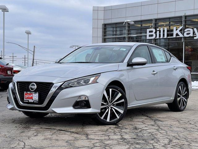 new 2021 Nissan Altima car, priced at $36,260