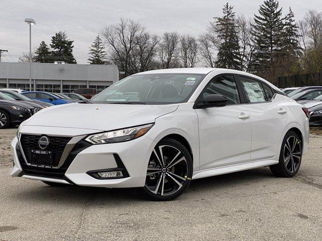 used 2020 Nissan Sentra car, priced at $21,997