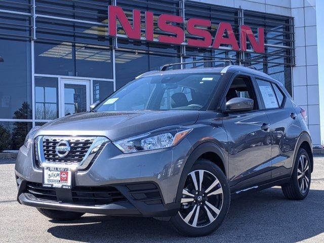 used 2020 Nissan Kicks car, priced at $20,997