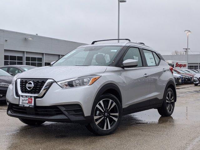 used 2020 Nissan Kicks car, priced at $20,497