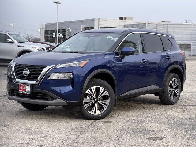 new 2021 Nissan Rogue car, priced at $30,570