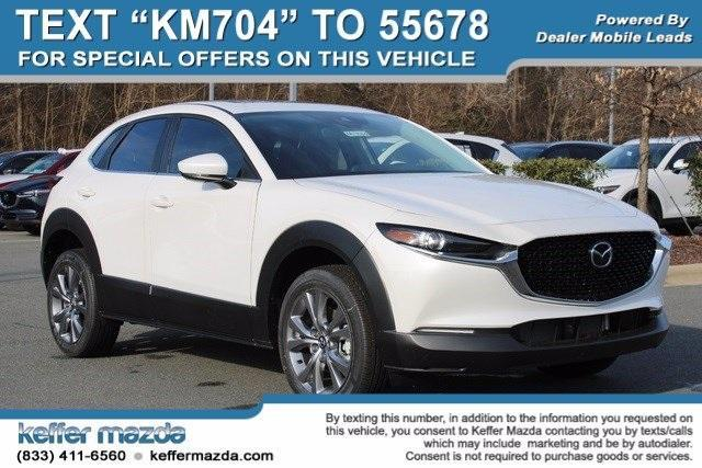new 2021 Mazda CX-30 car, priced at $29,195