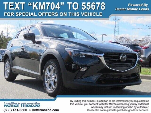 new 2021 Mazda CX-3 car, priced at $21,965