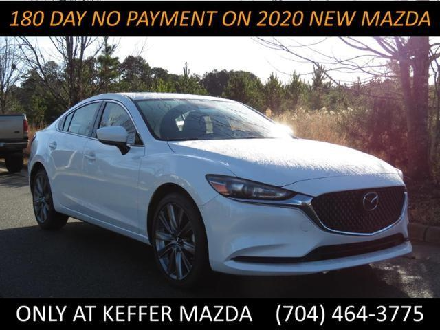 new 2020 Mazda Mazda6 car, priced at $27,720
