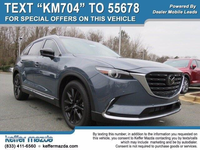 new 2021 Mazda CX-9 car, priced at $42,380