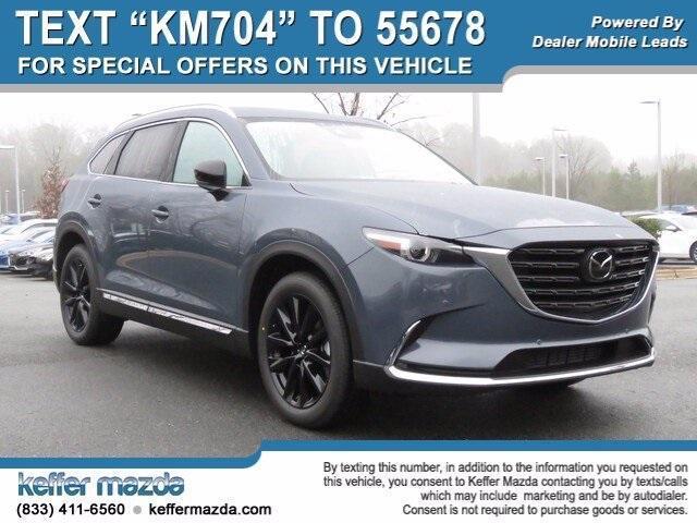 new 2021 Mazda CX-9 car, priced at $44,655