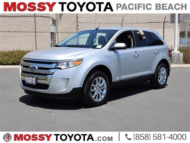used 2012 Ford Edge car, priced at $12,565