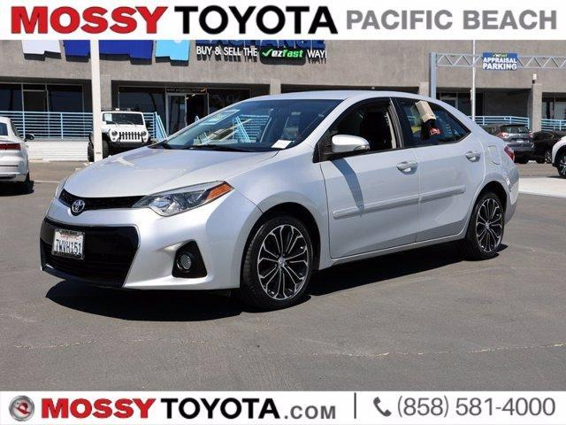 used 2014 Toyota Corolla car, priced at $12,472