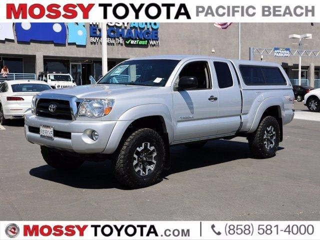 used 2006 Toyota Tacoma car, priced at $17,595