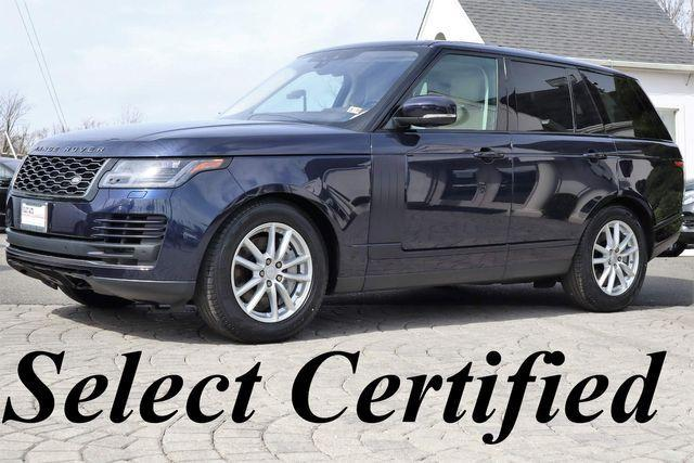 used 2018 Land Rover Range Rover car, priced at $74,999