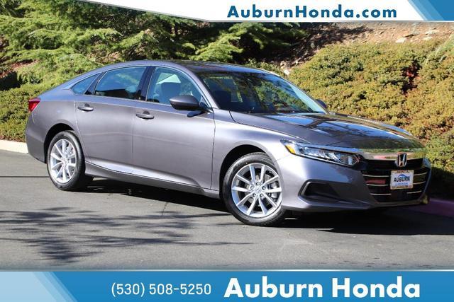 new 2021 Honda Accord car, priced at $25,725